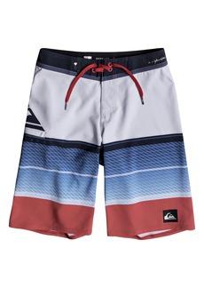 Quiksilver Highline Slab Board Shorts (Big Boys)