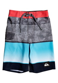 Quiksilver Highline Slab Board Shorts (Toddler Boys & Little Boys)