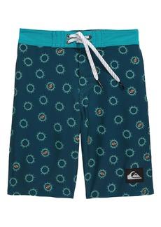 Quiksilver Highline Sol 14-Inch Board Shorts (Toddler & Little Boy)