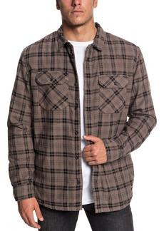 Quiksilver Ikura Lined Flannel Shirt