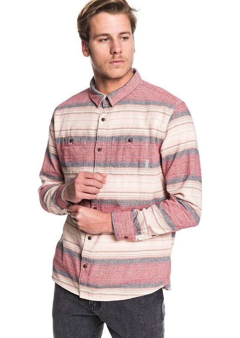 Quiksilver Inca Gold Stripe Shirt