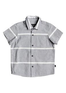 Quiksilver Kalua Kobi Button Down Shirt (Toddler Boys & Little Boys)