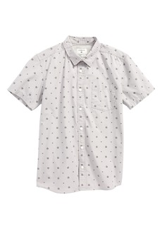 Quiksilver Kamanoa Woven Shirt (Big Boys)
