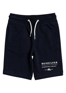 Quiksilver Kids' Easy Day French Terry Shorts (Toddler & Little Boy)