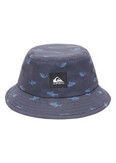 Quiksilver Kids' Flounders Reversible Bucket Hat