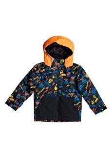 Quiksilver Kids' Little Mission Water Repellent Jacket (Toddler & Little Boy)