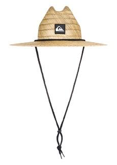Quiksilver Kids' Pierside Straw Lifeguard Hat (Big Boy)
