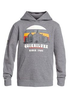 Quiksilver Kids' Snow Logo Hoodie (Big Boy)
