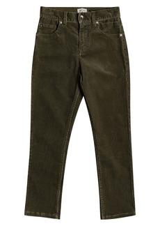 Quiksilver Kracker Tapered Corduroy Pants (Big Boys)