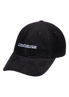 Quiksilver Labeled Baseball Cap