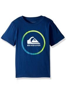 Quiksilver Little Boys' Active Logo Kids Tee