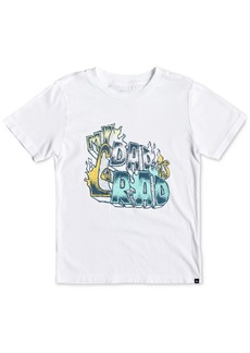 Quiksilver Little Boys Dad is Rad Graphic T-Shirt