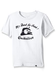 Quiksilver Little Boys' Daddy Tee Kids