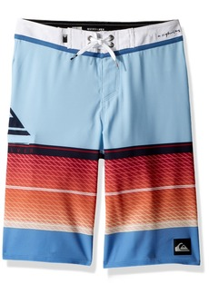 Quiksilver Little Boys' Highline Slab Kids Swim Trunks