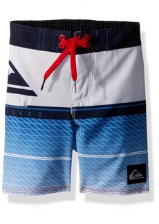 Quiksilver Little Boys' Highline Slab Youth Boardshort Swim Trunk