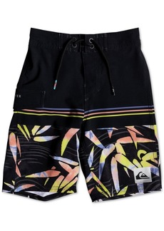 Quiksilver Little Boys Highline Zen Swim Trunks