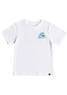 Quiksilver Little Boys Quik-Start Graphic Cotton T-Shirt