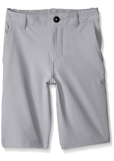 Quiksilver Little Boys' Union Pinstripe Amphibian Kids Swim Trunks