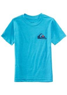 Quiksilver Little Boys Vice Versa Logo-Print T-Shirt