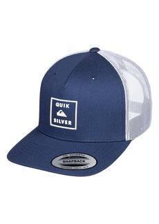 Quiksilver Locked In Trucker Hat