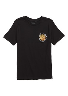 Quiksilver Logo T-Shirt (Big Boys)