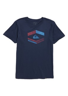 Quiksilver Major Tone Graphic T-Shirt (Big Boys)