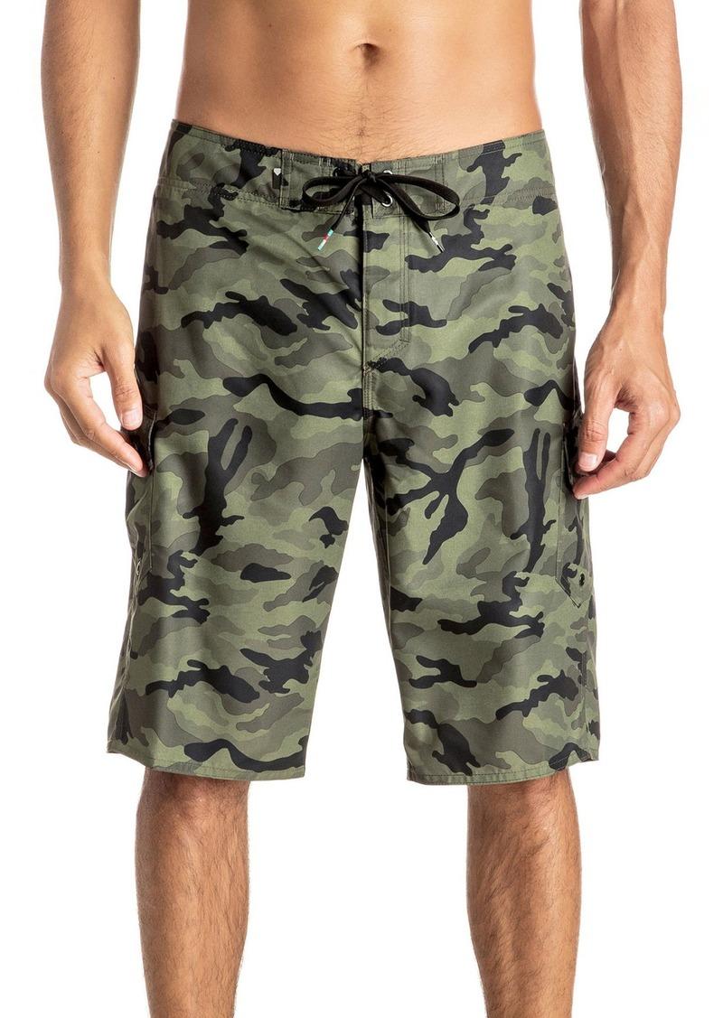389feab322 Quiksilver Quiksilver Manic Camo Board Shorts | Swimwear