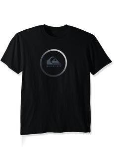Quiksilver Men's Active Logo T-Shirt  M