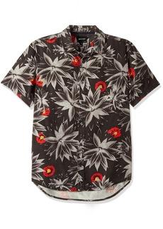 Quiksilver Men's Agave Shirt Print