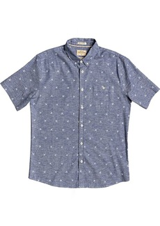 Quiksilver Men's Airbourne Fishes Shirt