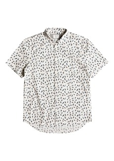 Quiksilver Men's Akan Waters Shirt