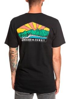 Quiksilver Men's Ala Moana Graphic-Print T-Shirt