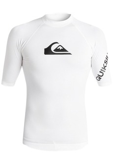 Quiksilver Men's All Time Rash Guard Shirt