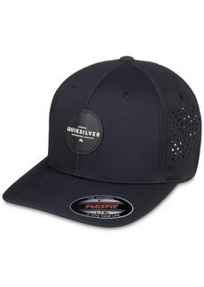 Quiksilver Men's Amphibian Nation Perforated Flexfit Hat