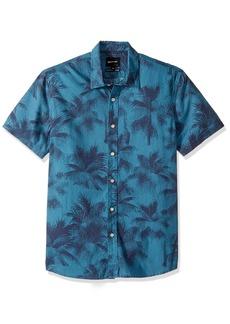 Quiksilver Men's Apocolypso Button Down Shirt
