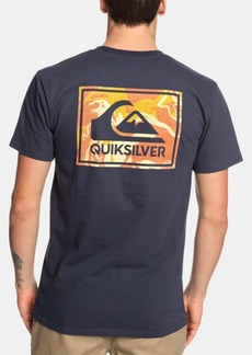 Quiksilver Men's Architexture Logo Graphic T-Shirt