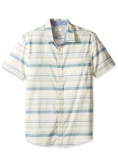 Quiksilver Men's Aventail Short Sleeve Woven Top