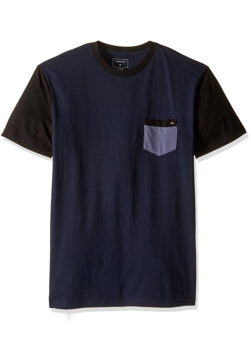 Quiksilver Men's Baysic Pocket T-Shirt