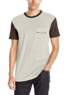 Quiksilver Mens Baysic Pocket T-Shirt  L