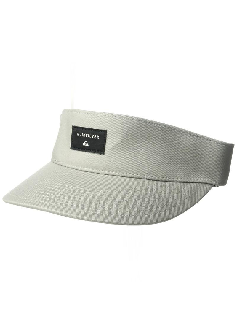 On Sale today! Quiksilver Quiksilver Men s Big Bradley Visor Hat 3d59cc97147