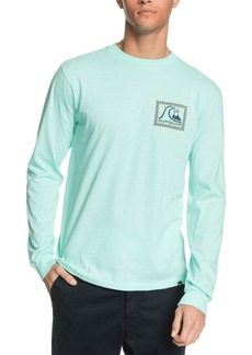 Quiksilver Men's Bobble Long Sleeve T-shirt