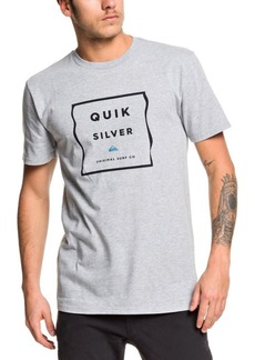 Quiksilver Men's Box Blur Short Sleeve T-Shirt