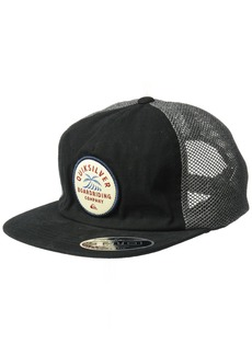Quiksilver Men's Brazen Trucker Hat