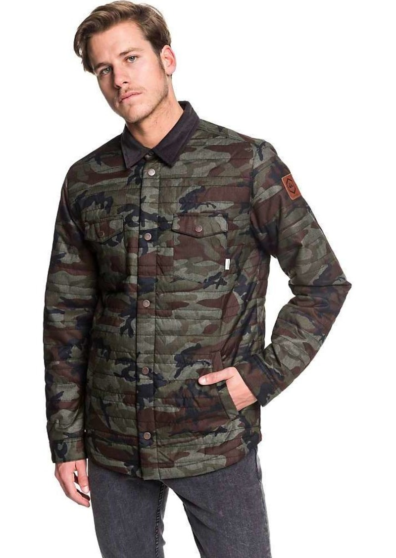 Quiksilver Men's Broken Nose Jacket