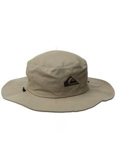 Quiksilver Men's Bushmaster Floppy Sun Beach Hat  Large/X-Large