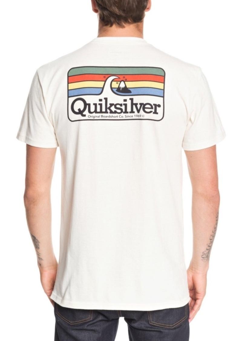 Quiksilver Men's Clean Lines T-Shirt