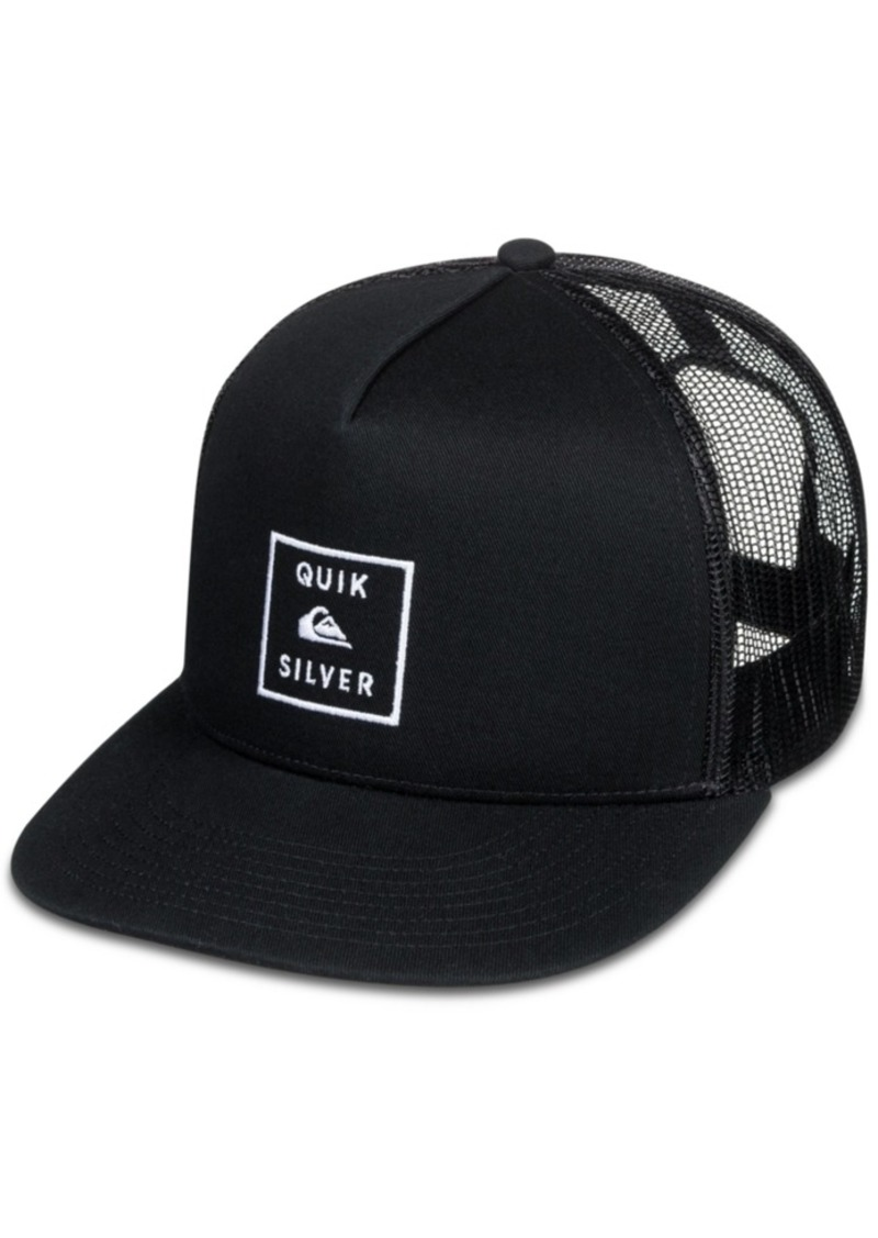 Quiksilver Men's Clipster Trucker Hat