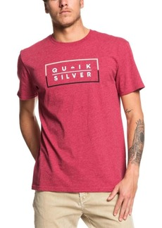 Quiksilver Men's Clued Up Mod Short Sleeve T-Shirt