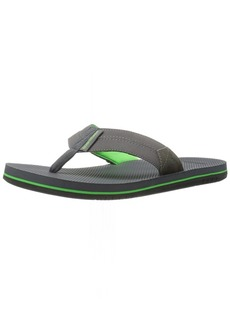 Quiksilver Men's coastaloasis ii Athletic Sandal Green/Grey