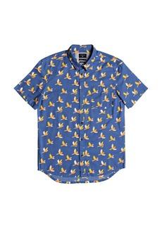 Quiksilver Men's Cockatoo Short Sleeve Shirt
